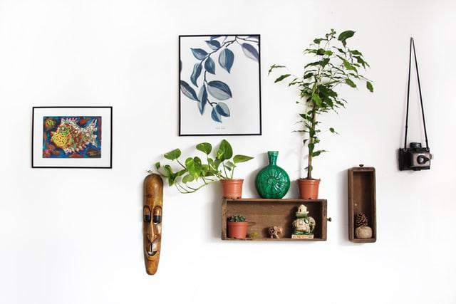 3 fede måder du kan dekorere dine vægge